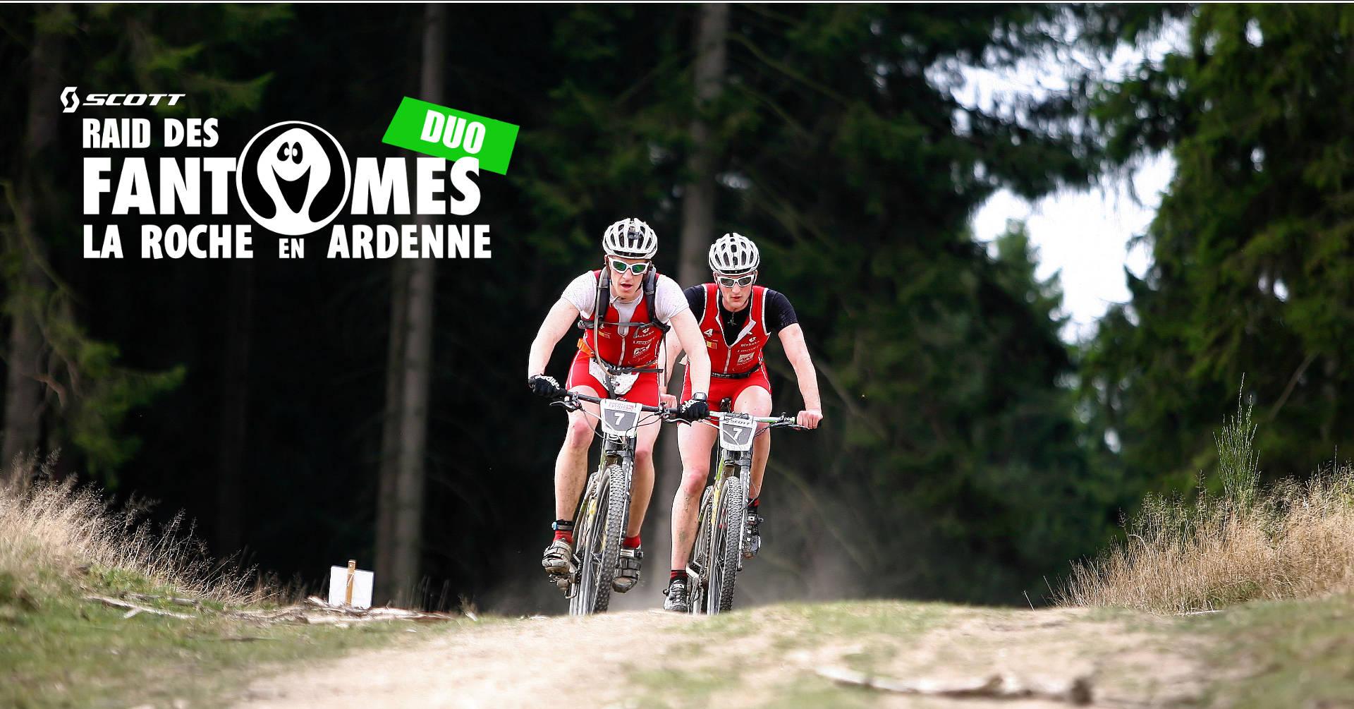 Nieuw MTB event voor Duo's in La Roche en Ardenne
