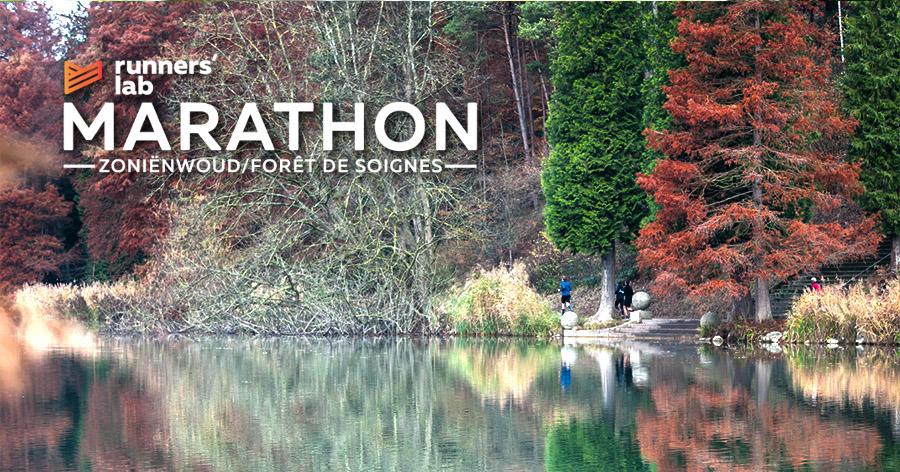 Marathon Zoniënwoud - Eén van de mooiste nieuwkomers in 2022