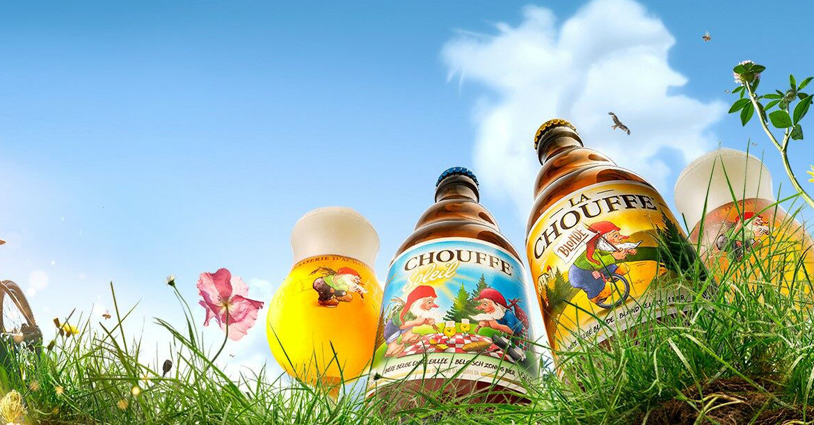 Form a duo for our Chouffe Challenge!